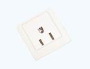 Standard U.S.A receptacle set Screw type(2P+E)